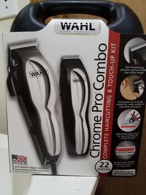 wahl chrome pro combo for Sale in Chicago, IL
