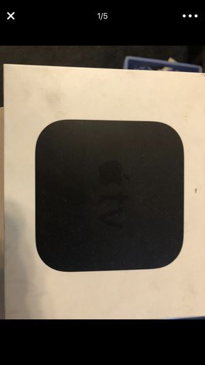 32gb 4K Apple TV for Sale in Highland Charter Township, MI