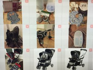 Tons of baby and kids gear, supplies, toys, clothes+++ for Sale in Ankeny, IA