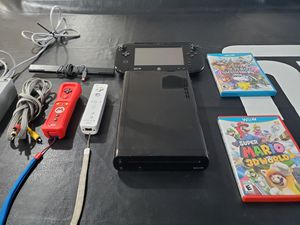Nintendo Wii U console for Sale in Highland, CA