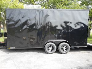 2019 Blackout Trailer - Price Reduction for Sale in Pittsboro, IN