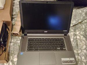 Acer Laptop Chromebook for Sale in Lakeland, FL