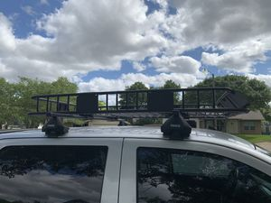 ROOF RACK/THULE CROSS BARS /CAMPER 14-15 for Sale in Pflugerville, TX