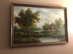 Oil painting for Sale in UPPER ARLNGTN, OH