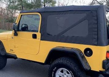 2006 Jeep Wrangler Unlimited for Sale in Portland,  OR