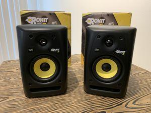 KRK Rokit5 Studio Monitor PAIR for Sale in Tampa, FL