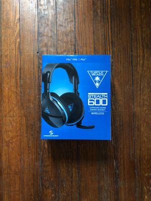 Turtle Beach Stealth 600 Surround Sound Gaming Headset for Sale in Washington, DC