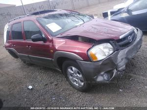 2001 Mazda Tribute for parts for Sale in Phoenix, AZ