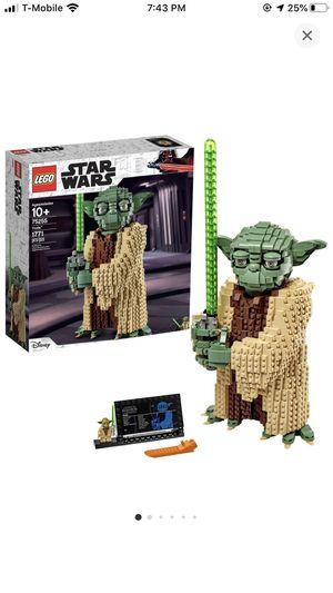 NEW LEGO YODA for Sale in Fresno, CA
