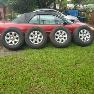 18in Tires and rims for Sale in Alafaya, FL