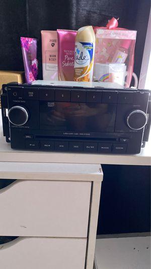2014 Dodge Challenger stereo for Sale in Modesto, CA