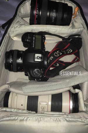 Canon 5D III Pro Set up Bundle for Sale in Davie, FL