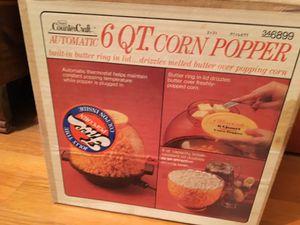 Popcorn popper for Sale in Jefferson, MD