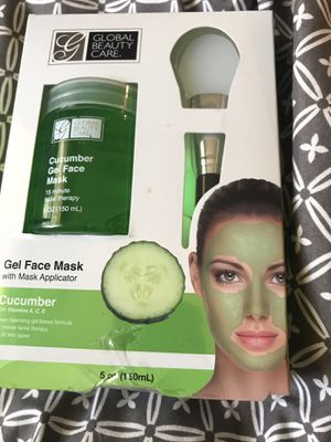 Gel face mask for Sale in Los Angeles, CA
