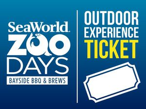 SeaWorld Zoo Days , Great Deal for Sale in Fontana, CA