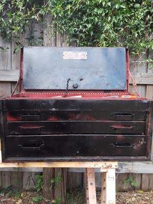 Old Snap-on tool box for Sale in Tampa, FL