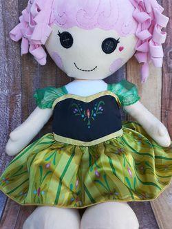 """Build A Bear Lalaloopsy 21"""" Frozen Anna Plush for Sale in Auburn,  WA"""