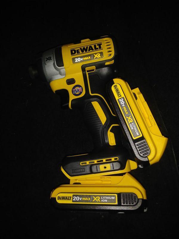 Dewalt Brushless Drill