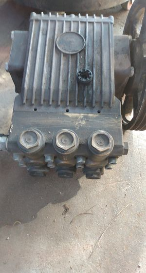 .Belt drive Pressure washer pump for Sale in Riverside, CA