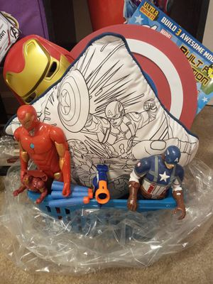 Avengers basket for Sale in Catonsville, MD
