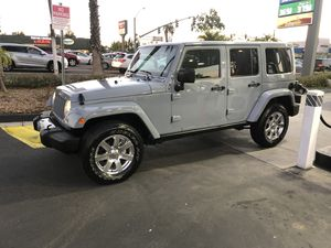 2015 Jeep jk unlimited Wrangler 4 door $20000 for Sale in San Diego, CA