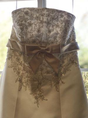 David's Bridal Wedding Dress for Sale in Elizabethton, TN