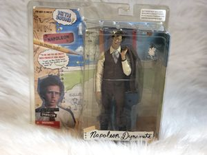 "Napoleon Dynamite in Prom Suit 7"" Action Figure w/sound NIB 2005 McFarlane Toys for Sale in Irving, TX"