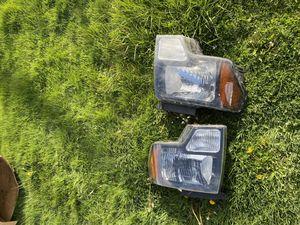 Original 2012 Ford F-150 headlights for Sale in Dearborn, MI