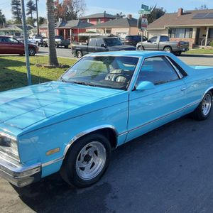 1986 Chevy El Camino V8 305 for Sale in Watsonville, CA