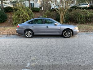 2006 Hyundai Azera Limited for Sale in Raleigh, NC
