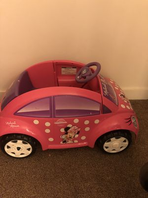 Minnie Mouse power wheels for Sale in CT, US