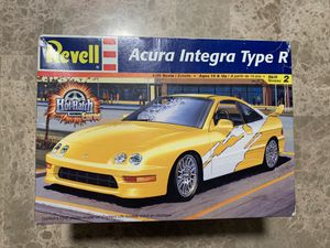 Revell Acura Integra Type R Model Car Kit 1:25 Scale for Sale in El Paso, TX