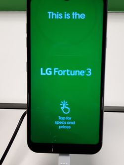 LG Fortune 3 for Sale in Springfield,  IL