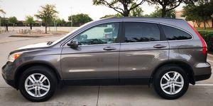 2O1O Honda CRV EXL VERY CLEAN! for Sale in Dallas, TX