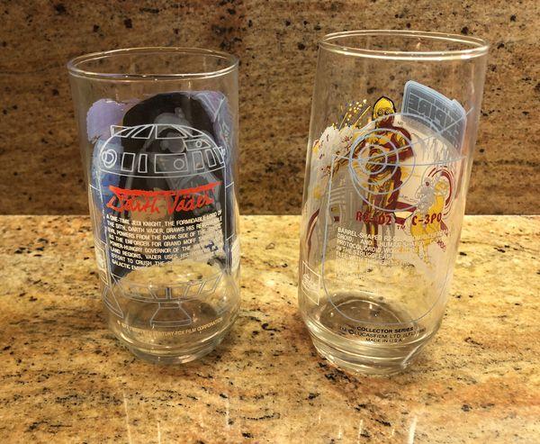 Star Wars Glasses