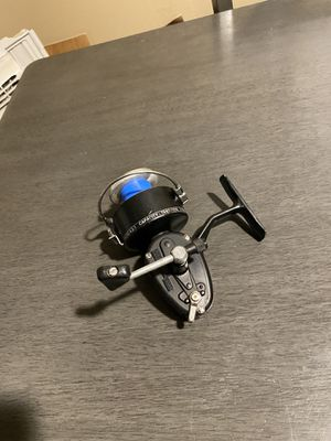 Garcia Mitchell 300a Spinning fishing reel all metal gears for Sale in Beaverton, OR