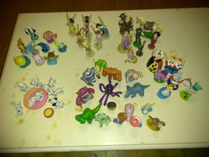 Disney Mini-figurines for Sale in Lincoln, RI
