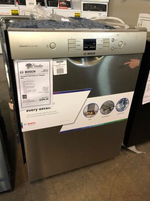 TAKE HOME FOR $40 DOWN! Bosch Dishwasher Built In Stainless Steel #2725 for Sale in Chandler, AZ