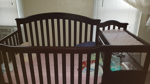 Crib w/ changing table for Sale in North East, MD