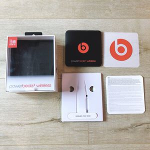 * EMPTY BOX ONLY * Power Beats 3 Wireless Headphones for Sale in Los Angeles, CA