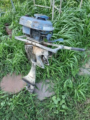 Early 60's Eska Outboard Boat Motor-RUNS-$400--any questions just ask for Sale in Dwight, IL
