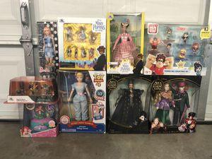 Disney/Pixar toys, dolls, & more for Sale in Novato, CA