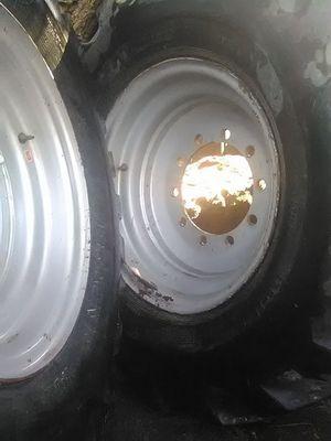 Firestone loader/dozer super grip offroad 17.5/25L2 tires for Sale in Riverside, CA