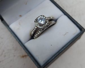 Double band wedding ring for Sale in Gresham, OR