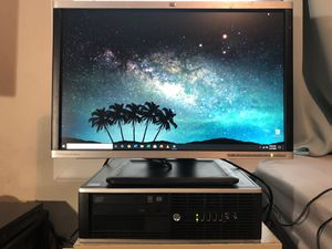 """HP 22"""" i5 Desktop for Sale in Visalia, CA"""