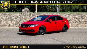 2013 Honda Civic Sdn for Sale in Santa Ana, CA