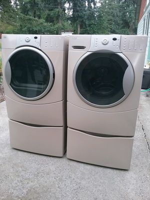 Kenmore 45088 washer and 95088 dryer for Sale in Puyallup, WA