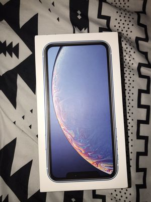Light blue IPhone XR for Sale in Houston, TX