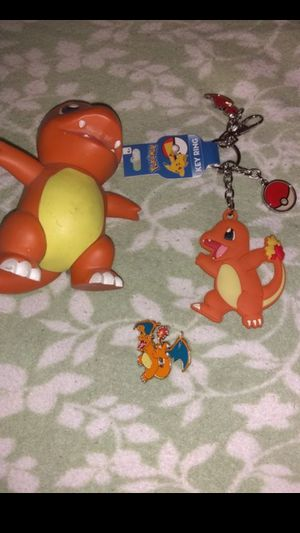 Pokemon charrizard collectibles for Sale in San Marcos, CA