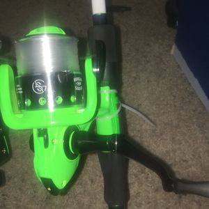 Googan Rod And Reel Fishing Combo for Sale in Indianapolis, IN